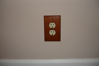 Outlet covers before