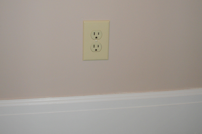 Outlet covers after