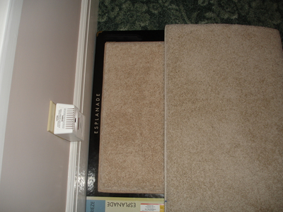 Master Bedroom Carpet Samples