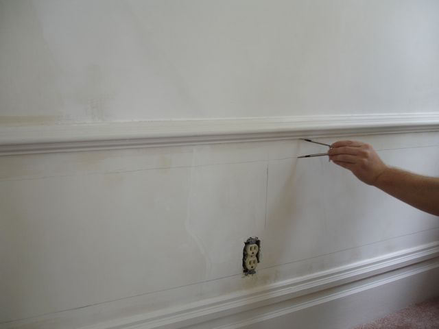 Draw Guidelines for Moulding