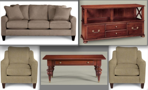 The Furniture Being Delivered This Week!!