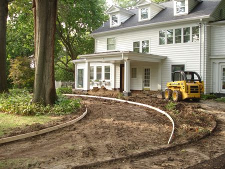1000 Images About Driveway Ideas On Pinterest Circle