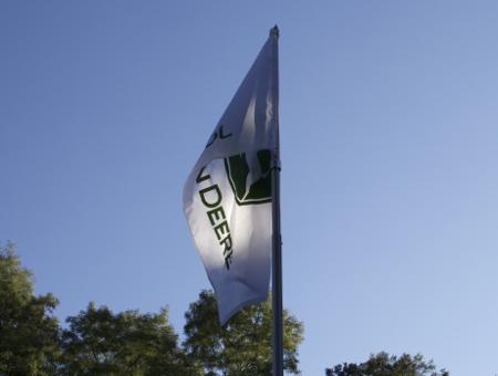 John Deere Flag.