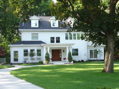 Our Old House Blog Archive Exterior Paint Color Selection