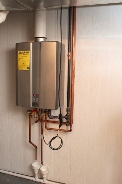 Our Old House 187 Tankless Water Heater