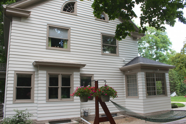 Our Old House 187 Blog Archive 187 An Update On Exterior Paint